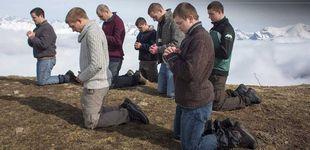 Post de 'El creyente': quitarse de la heroína rezando a Dios
