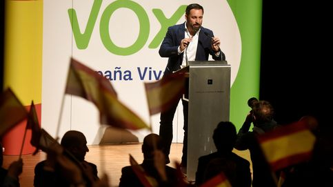 Abascal plantea que Marruecos pague un muro en la frontera de Ceuta y Melilla