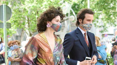 Todas las imágenes de la boda de Carlos Fitz-Stuart y Belén Corsini: el álbum foto a foto