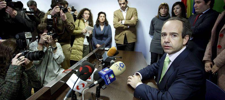 Foto: Arturo González Panero, ex alcalde de Boadilla del Monte (EFE).