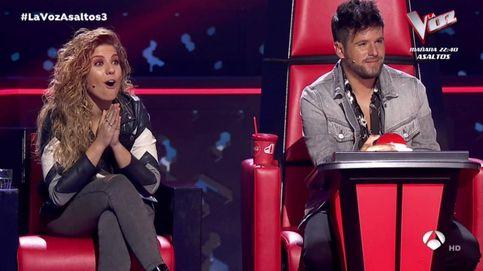 La pullita de Antonio Orozco a Miriam por saludar a Lia Kali en 'La Voz'
