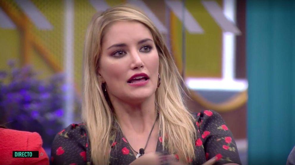 Alba Carrillo se rebela y acusa a 'GH VIP 7' de manipulación