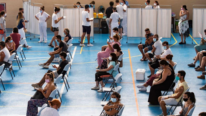 La ocupación en UCI de casos covid vuelve a superar el 20% por primera vez desde mayo