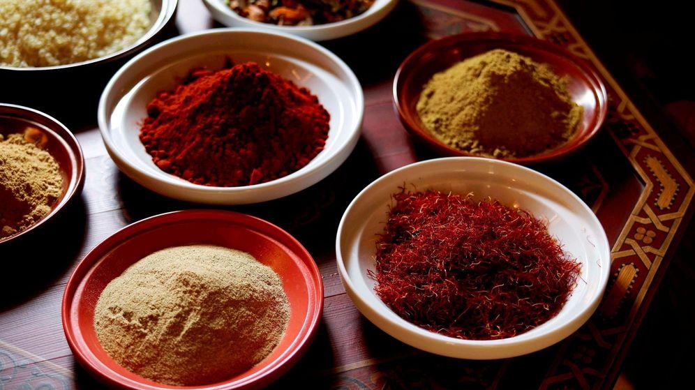 Gastronom a el lujo de comer en la mamounia en marrakech for A comer en frances