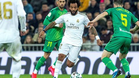 El ladrillazo de Marcelo y por qué a Zidane se le va la mano con las rotaciones