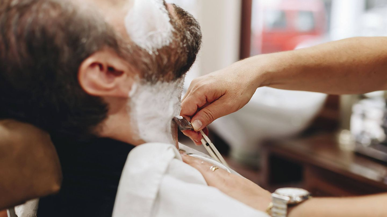 Cómo cortar y cuidar la barba. (Cortesía Freaksgrooming.com)