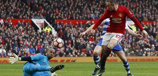 Post de Manchester United, Arsenal y Leicester no fallan en la FA Cup