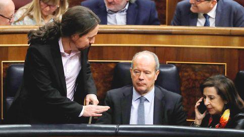 Justicia frena a Podemos con el delito de los piquetes en un nuevo choque de la coalición