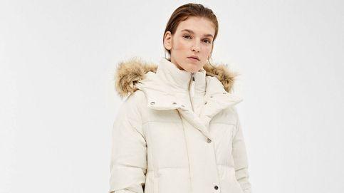 Springfield tiene el abrigo plumífero blanco que siempre has querido