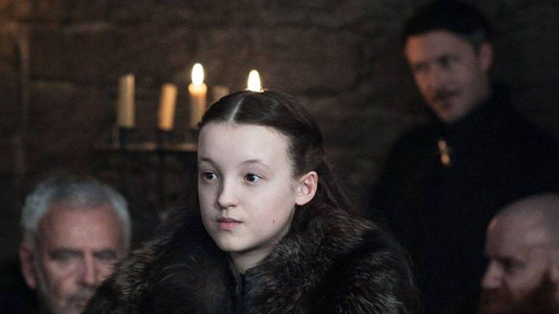 Imagen del primer capítulo de la séptima temporada con Lyanna Mormont robando escenas de nuevo