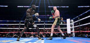 Post de Deontay Wilder vs Tyson Fury II: horario y dónde ver en TV y 'online' desde España