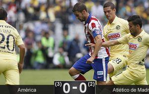 Hugo González detiene al Atlético primero y le derrota después desde los once metros