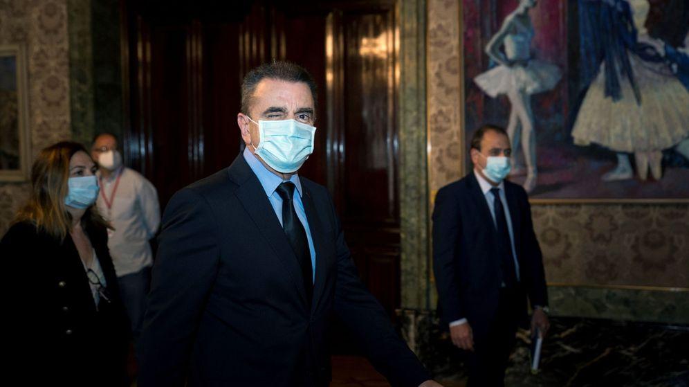 Foto: El delegado de Gobierno, José Manuel Franco. (EFE)