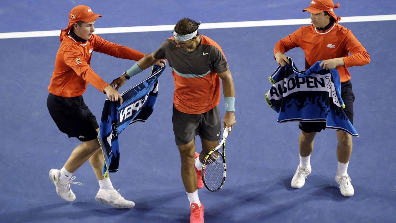 Otra vuelta de tuerca al tenis: el ritmo más rápido y la desaparición del niño-toallero