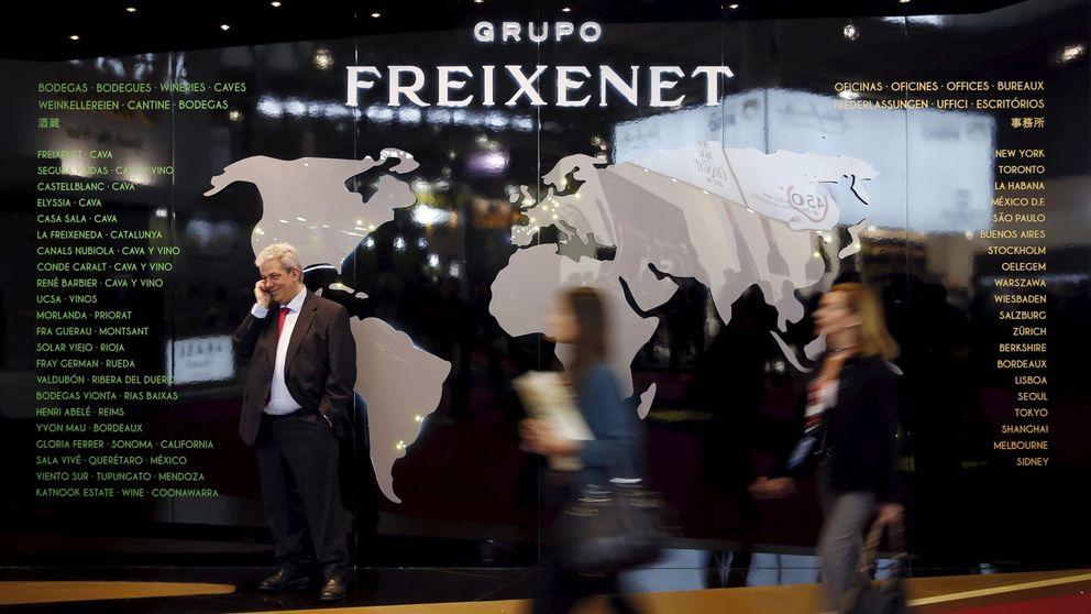 Freixenet sufre por pérdidas fuera de España y deja a los socios sin dividendo