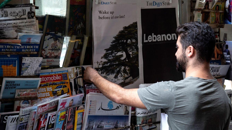 La crisis de Líbano se cobra otra víctima: 'Daily Star' paraliza su periódico en papel
