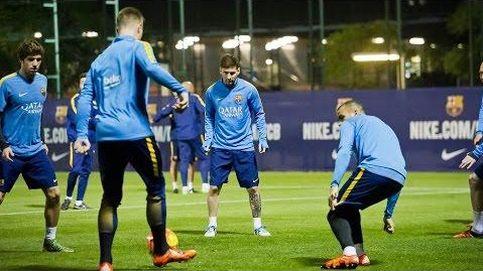 El Barcelona ya no esconde a Messi
