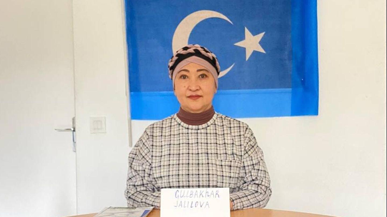 Gulbakhar Jalilova fue enviada a un campo de reeducación en Xinjiang acusada de terrorismo