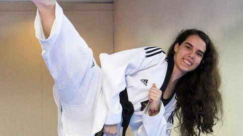 La patada perfecta de Marta Calvo para los Juegos Olímpicos de Río de Janeiro