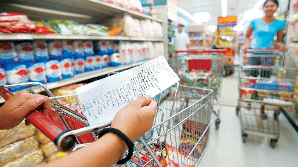Los súper anticipan una segunda crisis del consumo por el caos político