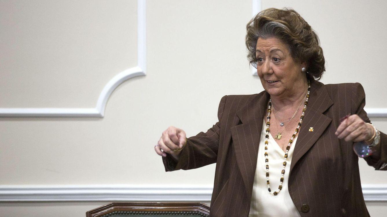 Foto: La alcaldesa de Valencia Rita Barberá, en una imagen de archivo. (Efe)