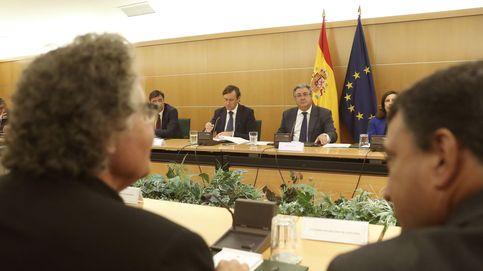 Los participantes en la reunión del Pacto Antiyihadista