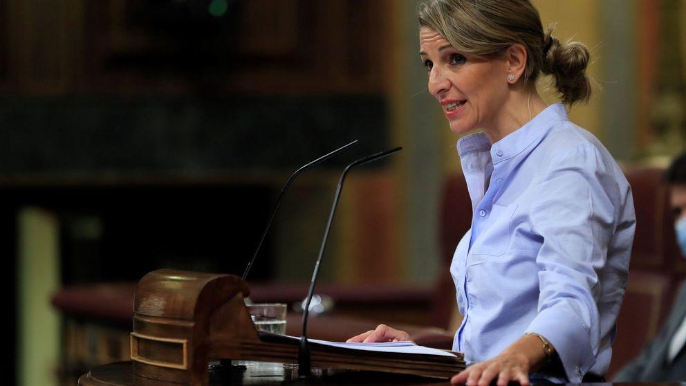 El Gobierno reducirá en 19.000M el gasto en desempleo y no contabiliza los ERTE