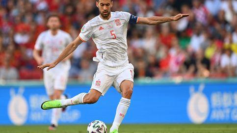 Sergio Busquets, el relevo generacional de la Selección y Qatar a la vuelta de la esquina
