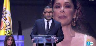Post de 'Sálvame' paraliza la celebración de su décimo aniversario por Isabel Pantoja