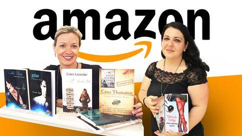 De amas de casa a reinas de la paraliteratura: Amazon se forra sacando novelas del cajón
