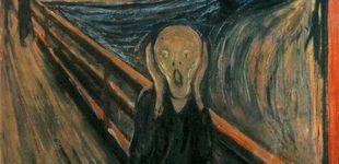 Post de Adiós a la leyenda: en 'El Grito' de Munch no hay nadie gritando  (y su explicación)