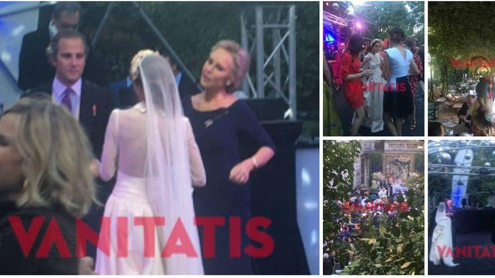 Nos colamos en la boda de Luis Martínez de Irujo y Adriana Marín