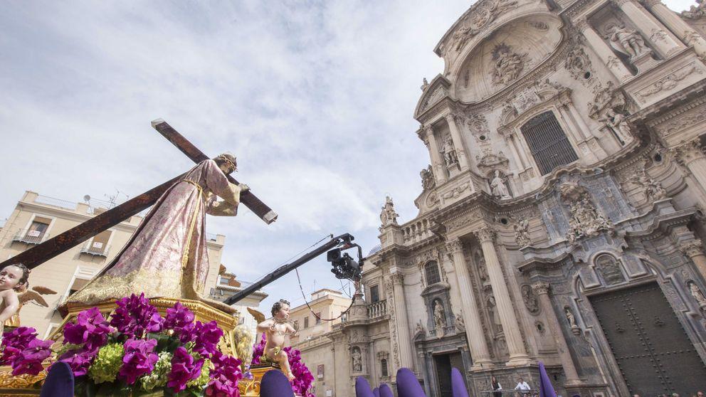 Del Jesús del Gran Poder a Los Salzillos, las procesiones de la Semana Santa en imágenes