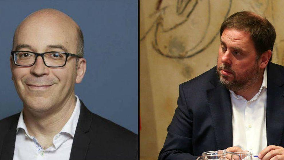 Junqueras y Soler, dos bomberos pirómanos para la economía catalana
