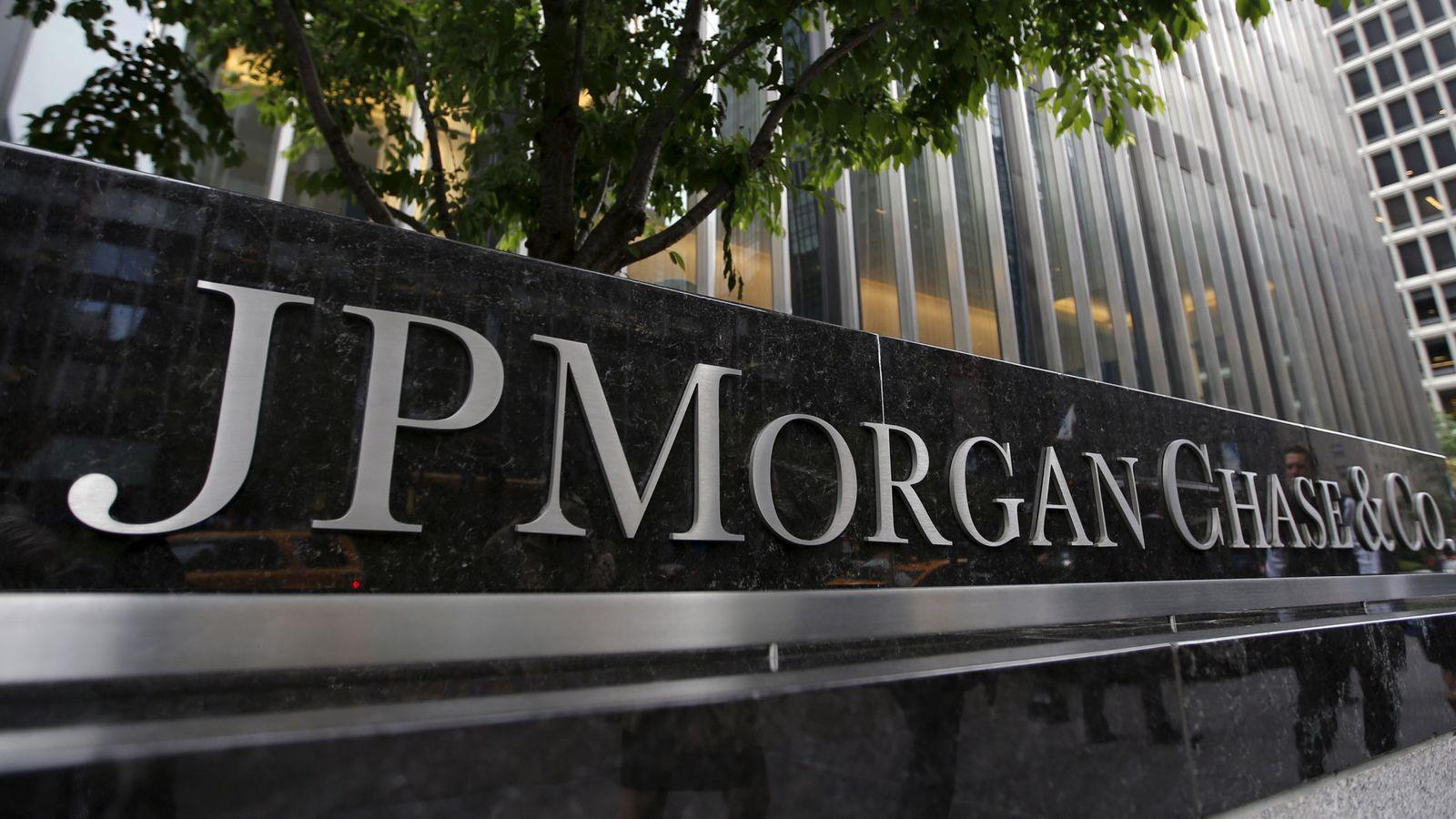 Foto: Sede de JP Morgan en Nueva York. (Reuters)