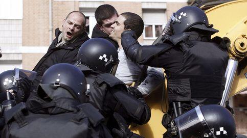 El capricho del jefe policial de Carmena sale caro: 6.500 € por antidisturbio eliminado
