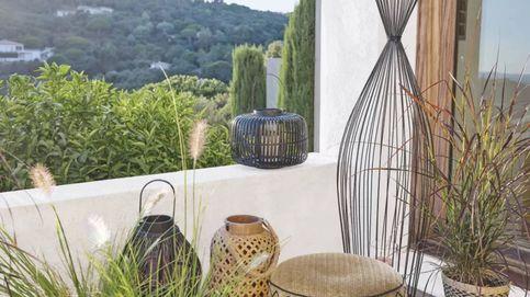Sube el nivel de tu terraza y relájate con estos complementos y detalles
