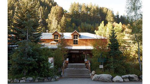 El eco-resort de Robert Reford en Utah: talleres de cine en plena naturaleza