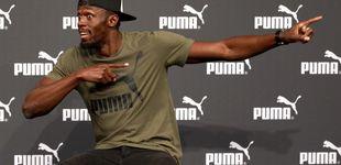 Post de Puma quiso romper el contrato de Bolt; ahora esperan que sea su Michael Jordan