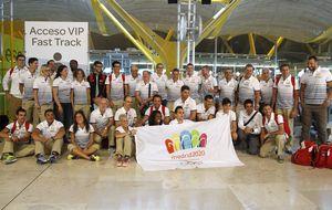 El equipo de atletismo viaja a Moscú recordando a Madrid 2020