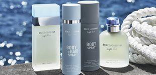 Post de El nuevo gesto Ready–Spray–Go de Dolce&Gabbana