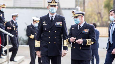 Moncloa nombra nuevo Jemad al actual jefe de la Armada tras la vacunación de Villarroya