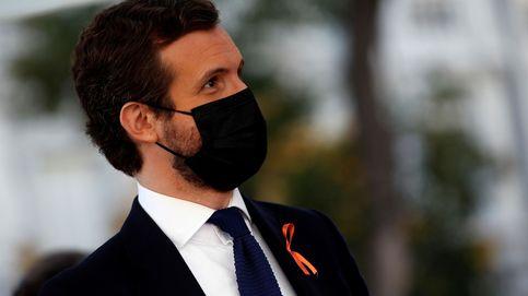 Casado pide a Sánchez que repatrie para no convertir Arguineguín en un Lesbos español