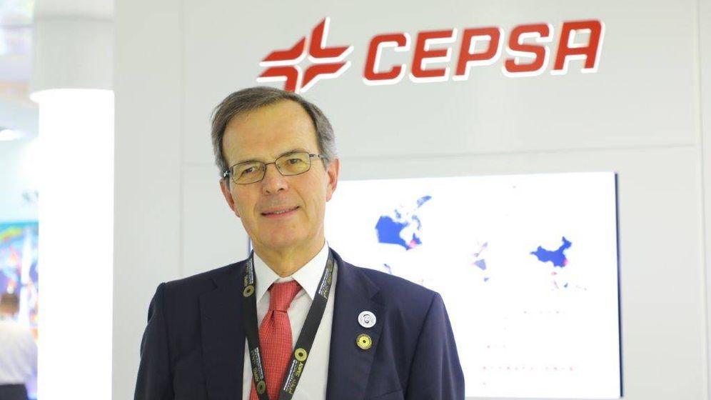 Foto: El consejero delegado de Cepsa, Pedro Miró