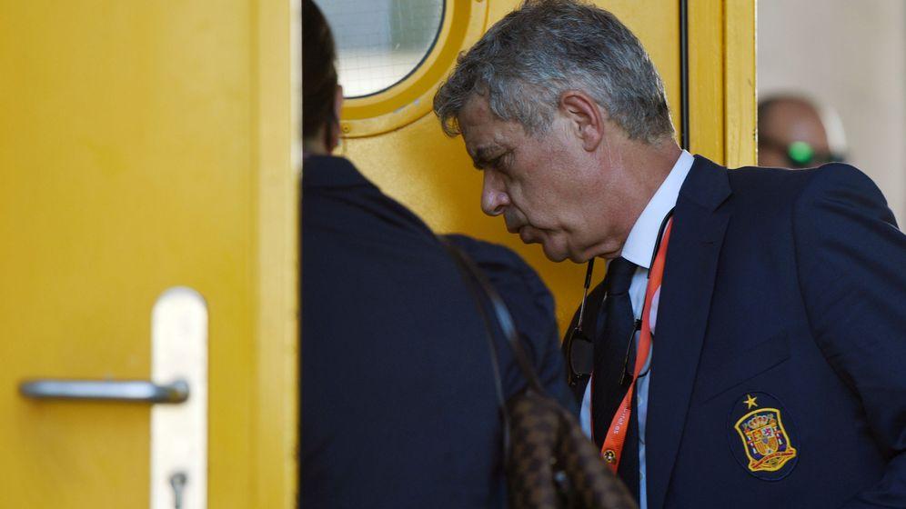Foto: Ángel María Villar (Reuters)