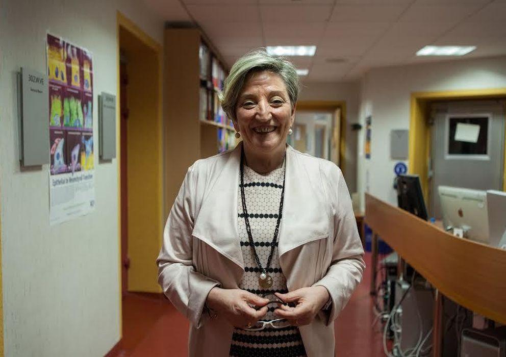 Foto: Ana Lluch, jefa de Oncología del Hospital Clínico de Valencia (Fotografía: Lino Escurís).