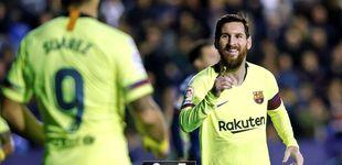 Post de Messi, el hombre que convierte partidos de fútbol en prodigios de un individuo