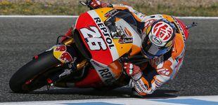 Post de Dani Pedrosa da la gran sorpresa y firma la 'pole' en Jerez