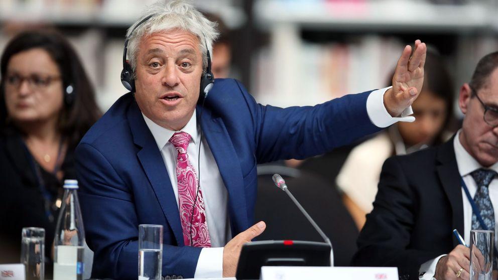 Mr. Speaker anuncia su dimisión en plena crisis por el Brexit y las posibles elecciones