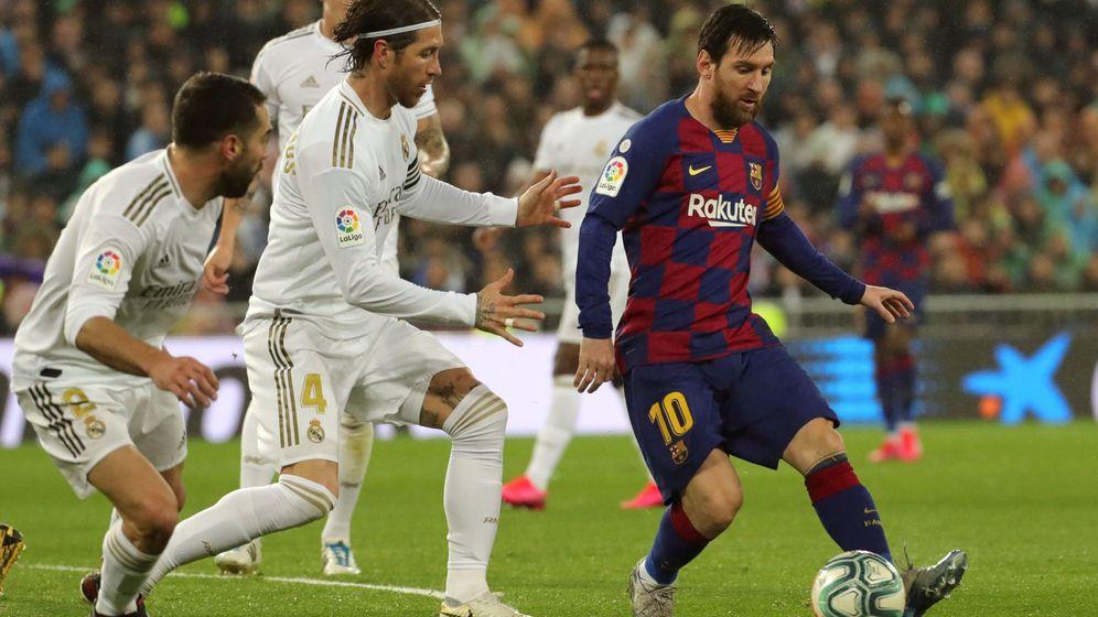 Foto: FC Barcelona o Real Madrid: quién se llevará el Clásico, según las estadísticas (EFE)
